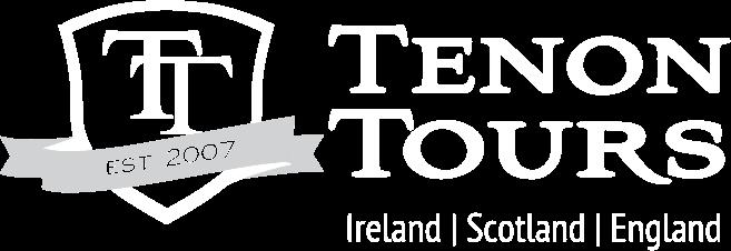 Logo for Tenon Tours