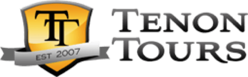 Logo for Tenon Tours