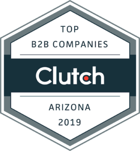 2019 Arizona Clutch Award for Top B2B Companies